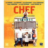 Chef (Blu-Ray) - Robert Downey Jr., Scarlett Johansson