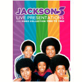 Jackson 5 - Live Presentations And Videos Collection 1969 To 1984 (DVD) - Jackson 5