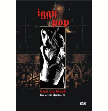 Iggy Pop - Kiss My Blood (DVD)
