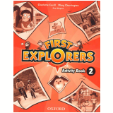 First Explorers 2 - Activity Book -