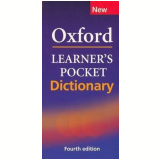 Oxford Learner'S Pocket Dictionary - Fourth Edition - Oxford University Press