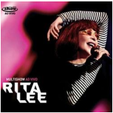 Rita Lee - Multishow Ao Vivo: Rita Lee (digipack) (CD) - Rita Lee
