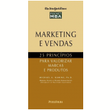 Marketing e Vendas - Michael A. Kamins