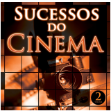 Sucessos De Cinema Vol. 2 (CD) - Diversos