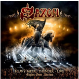 Heavy Metal Thunder - Live - Eagles Over Wacken (dvd) - Saxon (CD) -