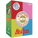 Box The Beatles Sgt Pepper's Club Band 50 Anos (DVD) - Vários Artistas, The Beatles