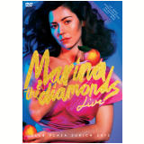 Marina & The Diamonds Live (DVD) - Marina & The Diamonds