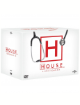 House - 1� a 8� Temporada (DVD)