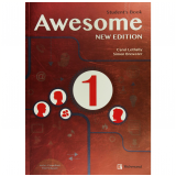 Awesome Update 1 - Student Book - Carol Lethaby, Simon Brewster