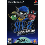 Sly 2: Band of Thieves (PS2) -