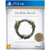 The Elder Scrolls Online: Tamriel Unlimited (PS4) -