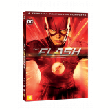 The Flash - 3ª Temporada (6 Discos) (DVD) - Kevin Smith (Diretor), Tom Cavanagh (Diretor)