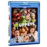 Os Muppets (Blu-Ray) - Chris Cooper, Amy Adams, Jason Segel