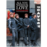 All You Need is Love - Ao vivo na Inglaterra (DVD) -  All You Need is Love