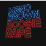 Mano Brown - Boogie Naipe (CD) - Mano Brown