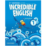Incredible English 1 - Activity Book - Second Edition -