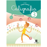 Ziguezague - Caligrafia - 3º Ano - Ensino Fundamental I -