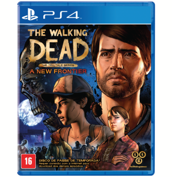 The Walking Dead - A New Frontier (PS4)