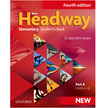 New Headway Elementary A Student Book - Fourth Edition