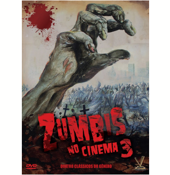 Zumbis no Cinema - Digistack - Vol. 3 (DVD)