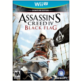 Assassins Creed IV: Black Flag Signature Edition (WiiU) -