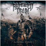 Armored Dawn - Barbarians In Black (CD) - Armored Dawn