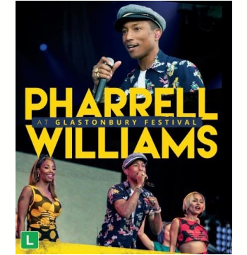 Pharrell Williams - At Glastonbury Festival (DVD)