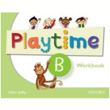 Playtime B - Activity Book - Claire Selby