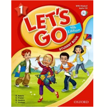 Let'S Go 1 Student Book With Cd Pack - Fourth Edition