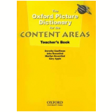 Oxford Picture Dictionary For Content Areas Teacher'S Book - Dorothy Kauffman, Gary Apple