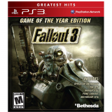 Fallout 3: Game of the Year Edition (PS3) -