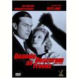 Quando Desceram as Trevas (DVD) - Ray Milland, Alan Napier, Carl Esmond