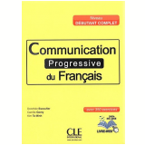 Communication Progressive Du Francais Livre + Cd Audio (a1.1) - Dorothee Escoufier