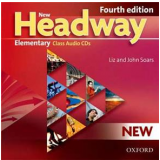 New Headway Elementary Class (3 Cds) - Fourth Edition (CD) -