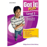 Got It! Plus Level 3 - Student Book - Workbook -