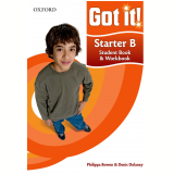 Got It! Starter B Student Book - Workbook -