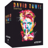 Box David Bowie - Starman (DVD)