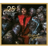 Michael Jackson - Thriller (25th Anniversary Edition Cd/dvd( (zombie Cover O-card) (CD) -