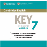 Cambridge English Key 7 (CD) -