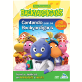 Backyardigans - Cantando Com os Backyardigans (DVD) -