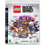 LEGO: Rock Band (PS3) -