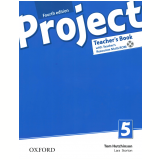 Project 5 Teacher's Book With Online Practice Pack - Fourth Edition -