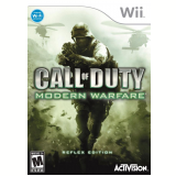Call of Duty: Modern Warfare - Reflex Edition (Wii) -