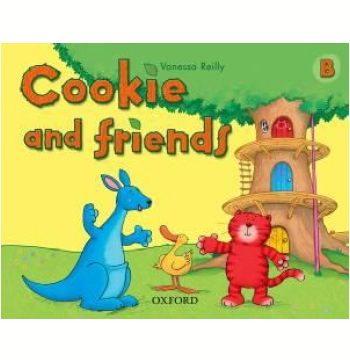 Cookie And Friends B Student Book