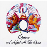 Duplo Queen - A Night At The Opera (CD) - Queen