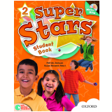 Super Stars 2 Student Book With Multirom Pack -