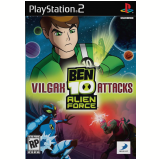 BEN 10 ALIEN FORCE: Vilgax Attacks (PS2) -
