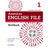 American English File 1 - Workbook With Ichecker - Second Edition -