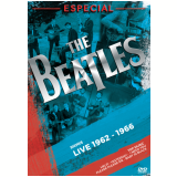 The Beatles - Especial - Shows Live 1962 - 1966 (DVD) - The Beatles