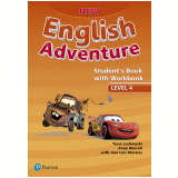 New English Adventure (Vol. 4) - José Luis Morales, Anne Worrall, Viv Lambert